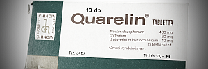 Quarelin tabletta
